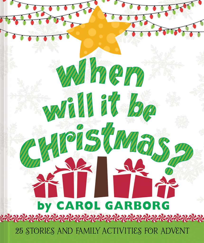 when will it be christmas book