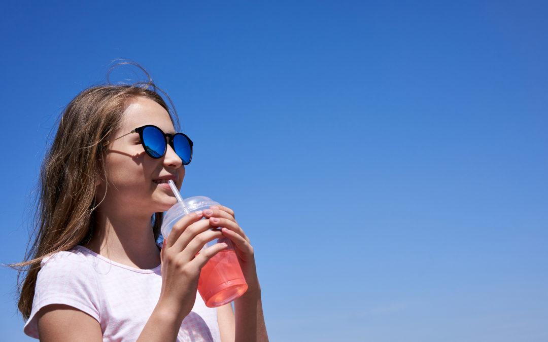 Summer fun that builds faith – Summer drinks for kids, Proverbs 11:25