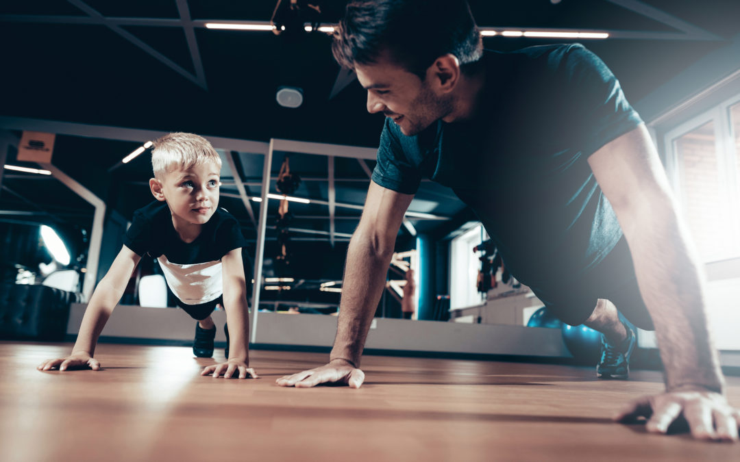 Thanksgiving Workout: How to encourage kids to be thankful