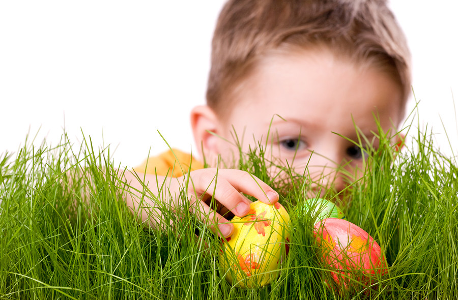 Use an Easter Egg Hunt to Tell the Resurrection Story