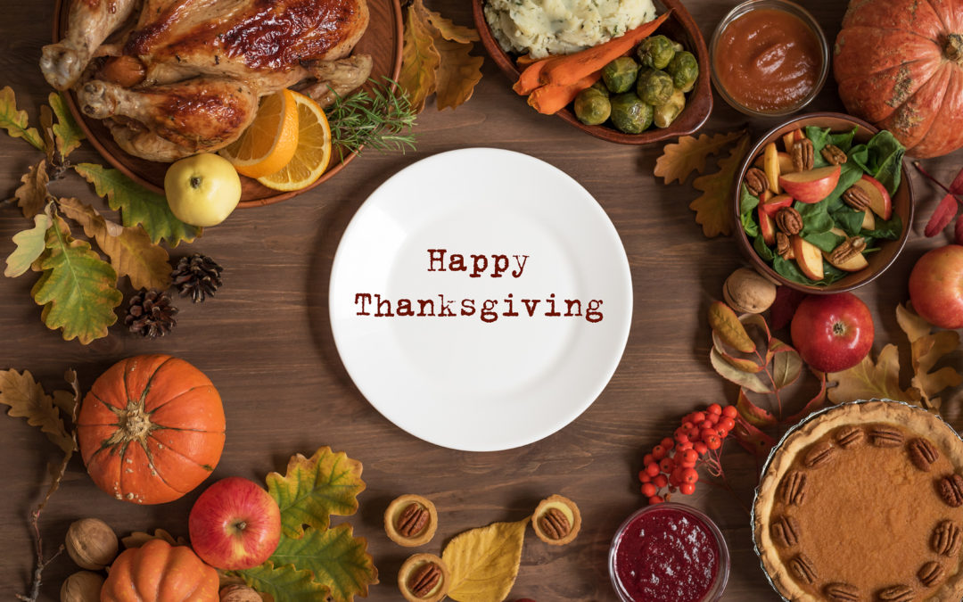 Activities for around the Thanksgiving Table