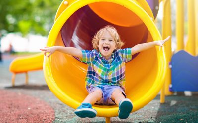 Finding God on the Playground: Going to God when you need Him most