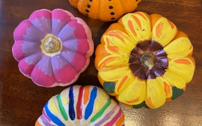 A Pumpkin Idea to Share God's Love with Your Neighbors