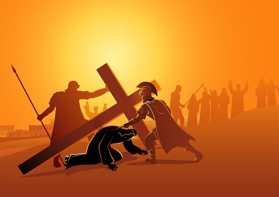 Jesus & The Broken Curse