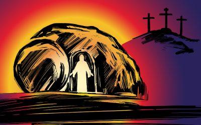 Jesus & the Spirit's Power (Easter Story Part 2)