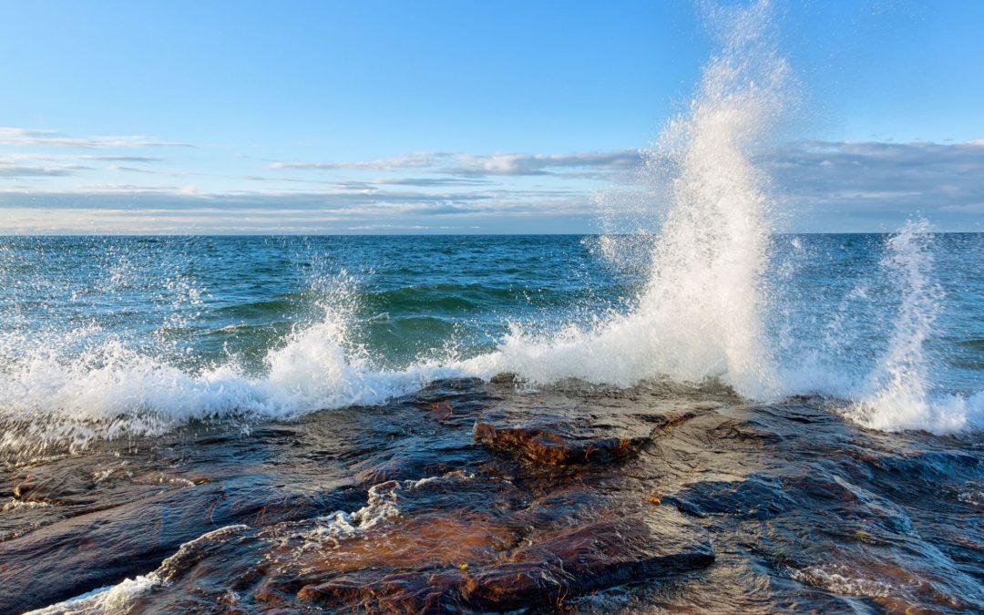 Forgiveness on Lake Superior – Teaching kids to forgive