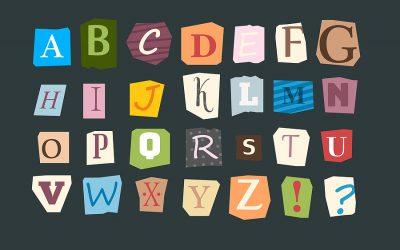 Alphabet Prayer Cards: Encouraging kids to talk with God