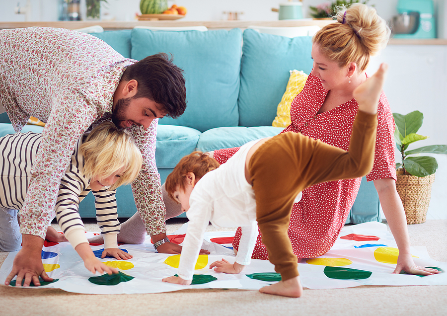 Family Game Night with a Twist!